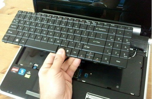 Laptop Keyboard Replacement Chelmsford MA