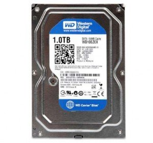 Hard Drive Replacement - Nashua, NH