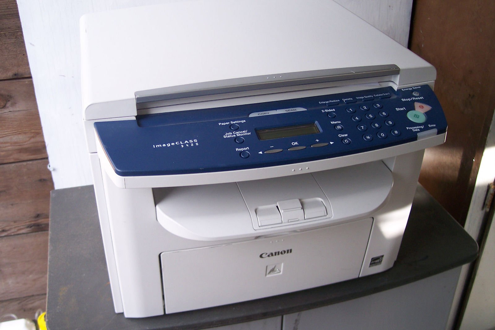 Canon imageCLASS D420 All-In-One Laser Printer | Westford ...