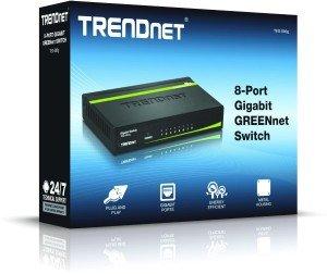 TRENDnet 8-Port